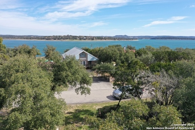 Canyon Lake Residential Lots & Land For Sale: 2214 Lakeview Dr