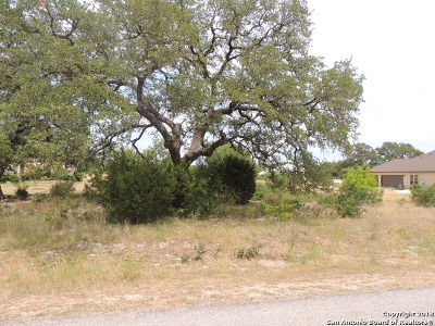 New Braunfels Residential Lots & Land For Sale: 1166 Sapling Spring