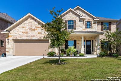 Single Family Home Price Change: 24310 Vinca Reef
