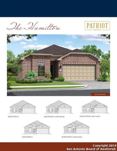Schertz Single Family Home For Sale: 12350 Belfort Pt
