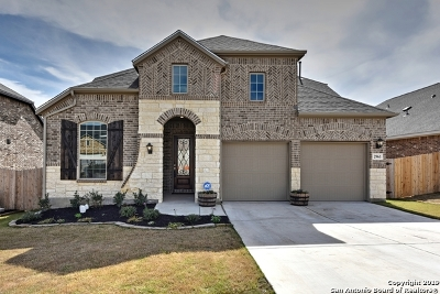Bulverde Single Family Home For Sale: 2961 Warwick Park