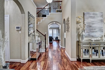 Schertz Single Family Home Active Option: 2973 Winding Trl