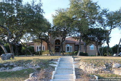 Helotes Single Family Home For Sale: 14214 Melrose Circle