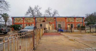 San Antonio Multi Family Home Active Option: 3215 S Flores St