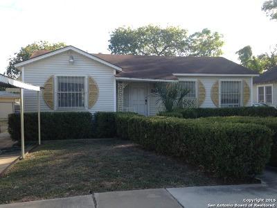 Tobin Hill Single Family Home Active Option: 506 E Magnolia Ave