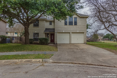 Schertz Single Family Home For Sale: 1020 White Wing