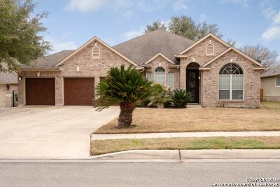 Cibolo Single Family Home For Sale: 109 Watson Way