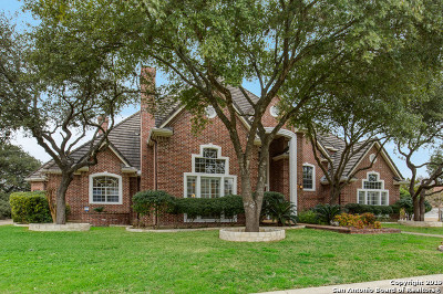 San Antonio Single Family Home For Sale: 9225 Marymont Park