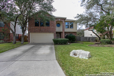Single Family Home Active Option: 18207 Redriver Sky