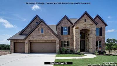 Fair Oaks Ranch Single Family Home For Sale: 7939 Cibolo View