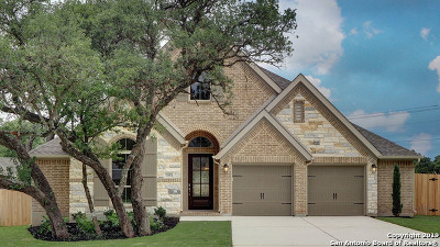 Bexar County, Kendall County Single Family Home For Sale: 110 Coldwater Creek