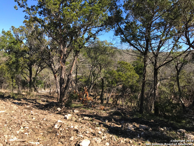 Helotes Residential Lots & Land For Sale: 15934 Revello Ct