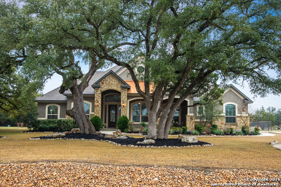 New Braunfels Single Family Home For Sale: 5669 Copper Creek