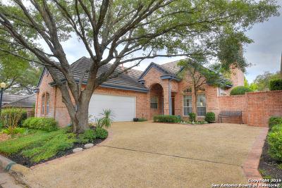 San Antonio Single Family Home Active Option: 10 Longsford
