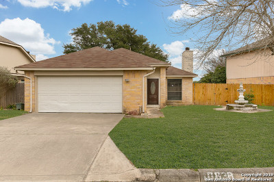 Single Family Home For Sale: 10838 Lake Path Dr