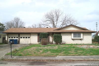 Kirby Single Family Home For Sale: 5015 Gene Cernan Dr