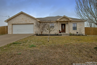 San Marcos Single Family Home Active Option: 144 Hollys Way