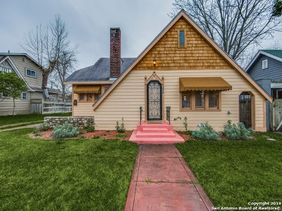 Single Family Home Active Option: 236 Furr Dr