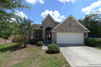 Cibolo Canyons Single Family Home Active Option: 3410 Highline Trail