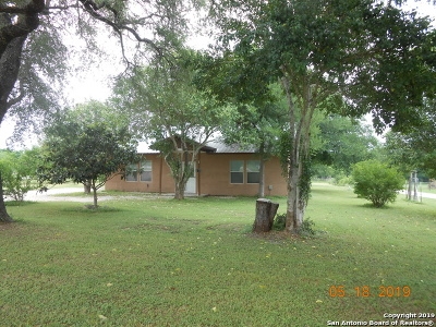 Seguin Single Family Home Active Option: 245 SE Muehl Rd.