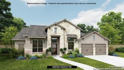 New Braunfels Single Family Home For Sale: 1306 Yaupon Loop