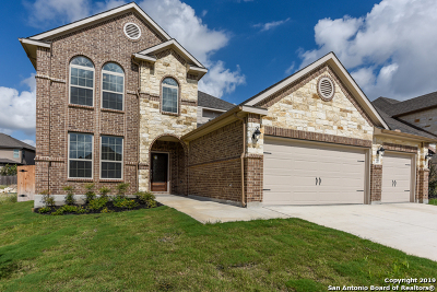 Cibolo Single Family Home For Sale: 217 Calera Cove