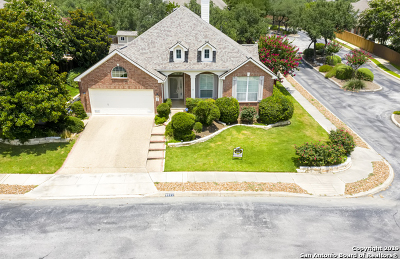Timberwood Park Single Family Home For Sale: 1611 Lookout Forest