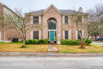 San Antonio Single Family Home For Sale: 11243 Jade Green