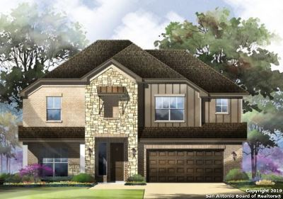 Boerne Single Family Home For Sale: 24 Mariposa Pkwy