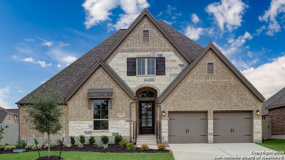 New Braunfels Single Family Home For Sale: 1192 Hammock Glen