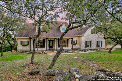 New Braunfels Single Family Home Active Option: 231 Westshire Ln