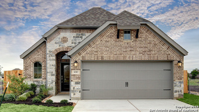 New Braunfels Single Family Home Price Change: 637 Arroyo Loma