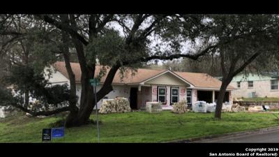 Universal City Single Family Home New: 242 Doris Dr