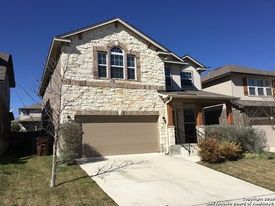 San Antonio Single Family Home Back on Market: 6127 Big Bend Cv