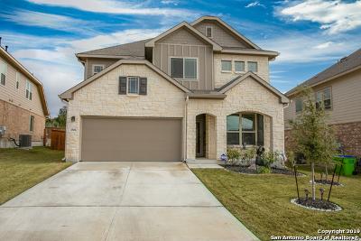 Single Family Home For Sale: 2506 Golden Rain