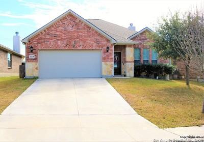 San Antonio Single Family Home Active Option: 12818 Point Crest
