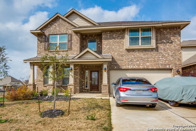 Schertz Single Family Home New: 414 Woodside Way