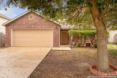 Schertz Single Family Home Back on Market: 3932 Cherry Tree Dr