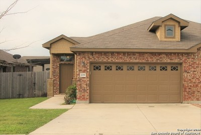 New Braunfels Rental Back on Market: 295 Rosalie Dr