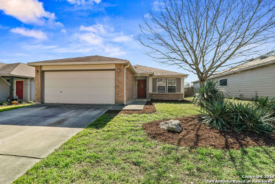 San Antonio Single Family Home Active Option: 3934 Angel Trumpet