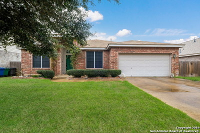 Single Family Home For Sale: 22923 Tornillo Dr