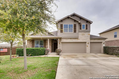 New Braunfels Single Family Home For Sale: 1129 Ruddy Duck