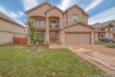 Cibolo Single Family Home New: 512 Saddle Hill