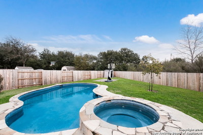 Helotes Single Family Home Active Option: 14514 Los Lunas Rd