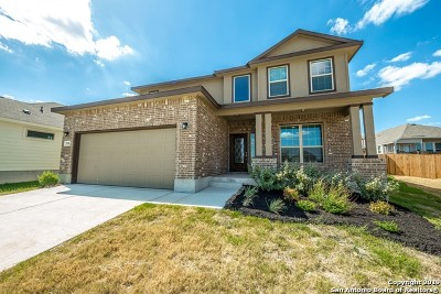 New Braunfels Single Family Home Price Change: 2958 Daisy Meadow