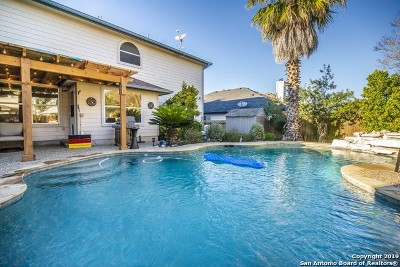 Helotes Single Family Home Active Option: 11326 Hospah