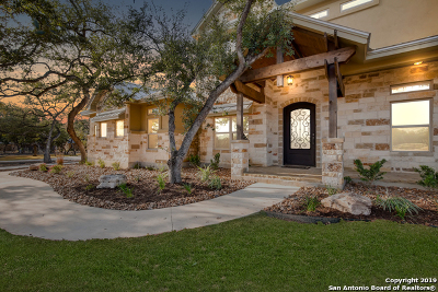 New Braunfels Single Family Home For Sale: 5689 Dry Comal Dr