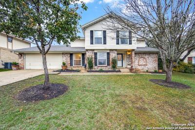 San Antonio Single Family Home Active Option: 2523 Cedar Glen St