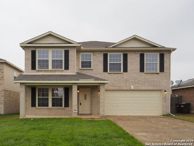 San Antonio TX Single Family Home Active Option: $205,000