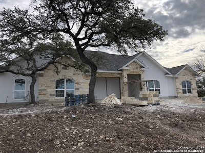 Spring Branch Single Family Home New: 628 Mystic Breeze
